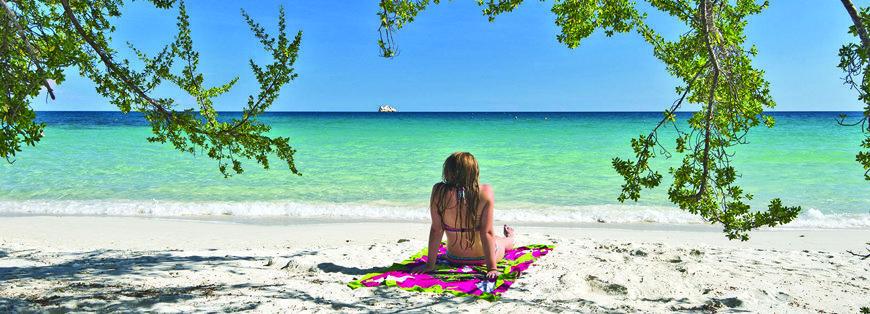 koh samet spiaggia