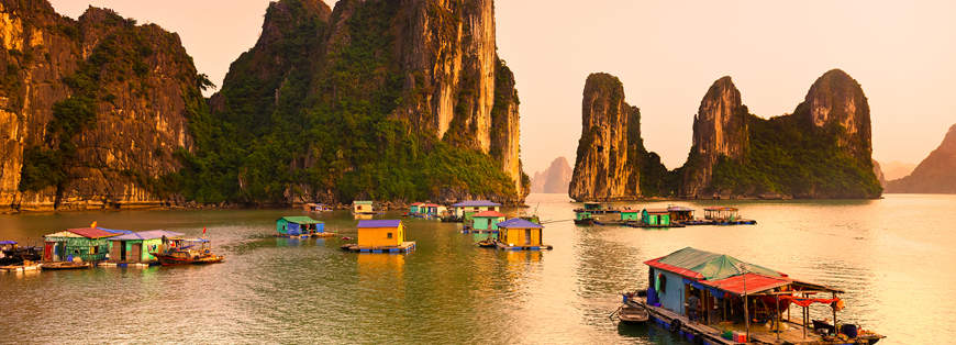 viaggio vietnam halong bay