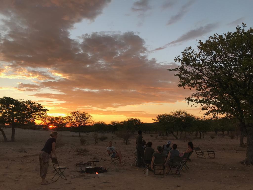 volontariato namibia